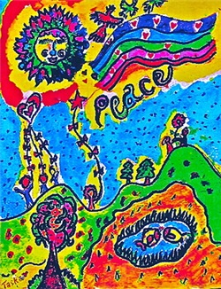 Peace Kites