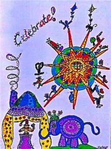 Celebrate Circus Tasha Paley Art