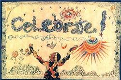 Celebrate! Tasha Paley Art