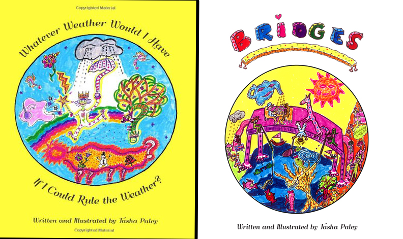 Tasha Paley Children's Books