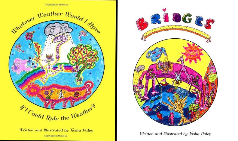 Tasha Paley Children's Books
